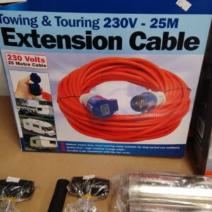 16 amp extention cable