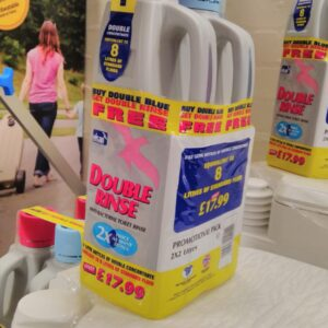Elsan Double Rinse Promotional Pack