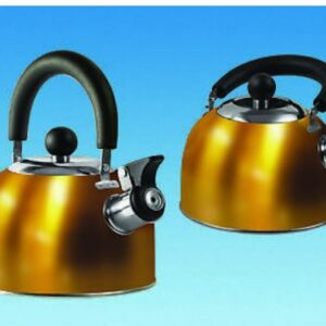 Compact Camping Kettle 1.6L (Gold)