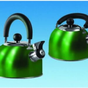 Compact Camping Kettle 1.6L (Green)