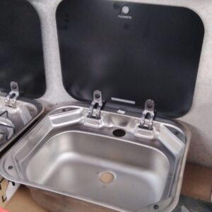 Dometic Glass Top Sink