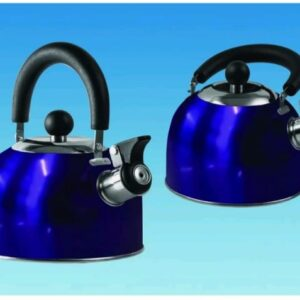 Camping Kettle Blue